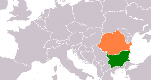 Bulgaria_Romania_Locator