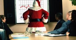 Дядо Коледа – най-добрият предприемач!