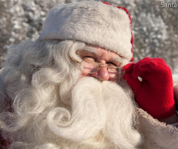 Santa Claus - entrepreneur