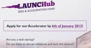 Броени дни за кандидатстване за фонда LAUNCHub