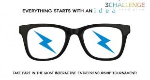 Всичко започва с една идея – предприемачески турнир 3Challenge