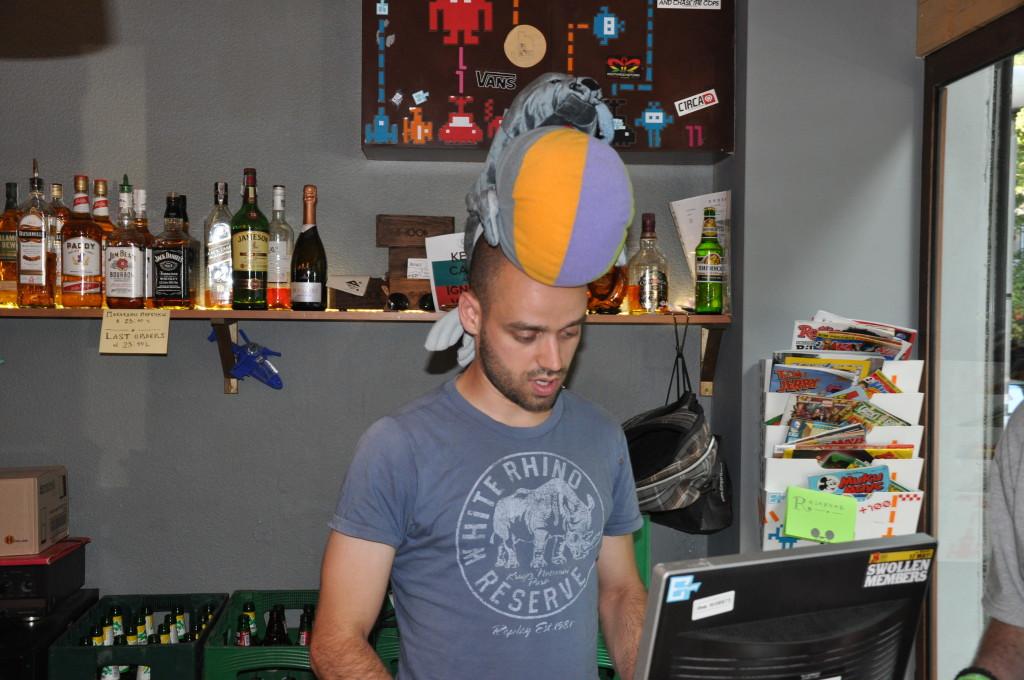 Кико на бара