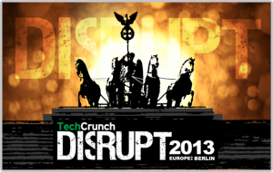 Tech Crunch Disrupt Europe