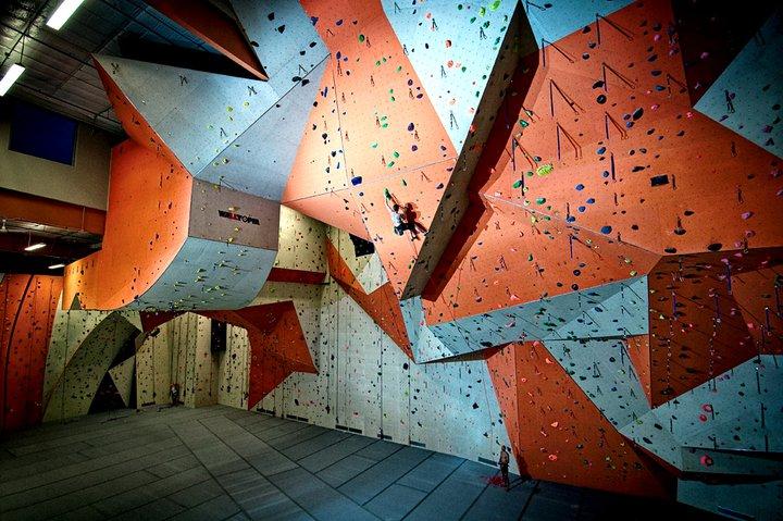 Катерачни стени - снимка: Stone Summit Center