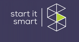 Start It Smart (on dark)