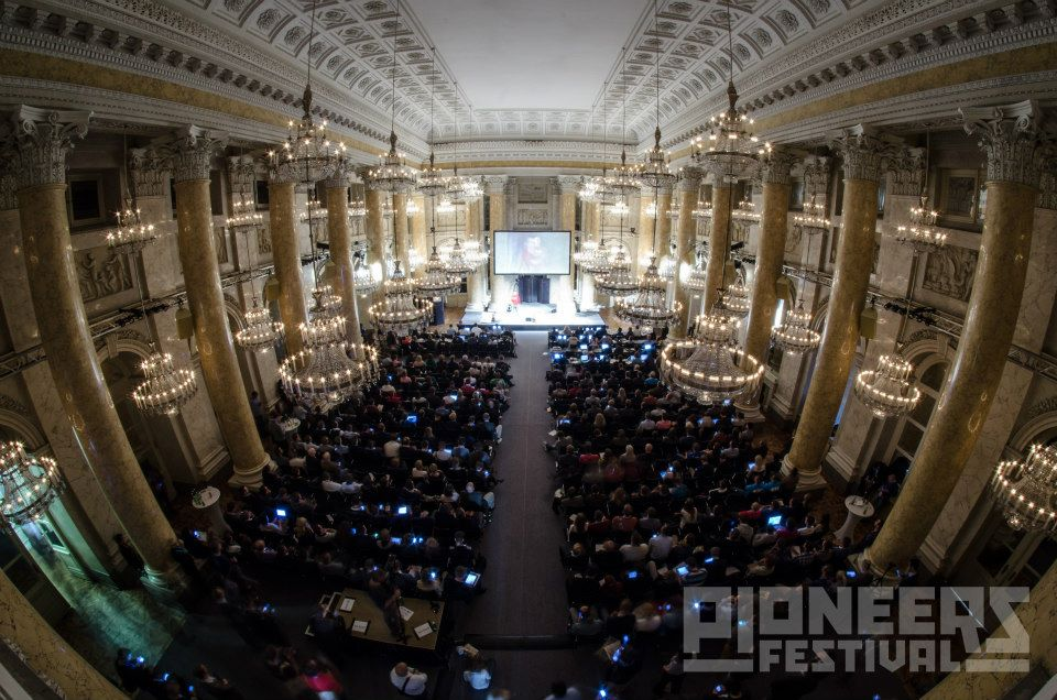 Startup Academy at Pioneers Festival © heisenbergmedia.com