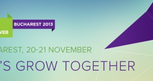 Презентирайте своя стартъп на How to Web 2013, Букурещ