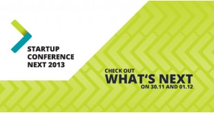 StartUP Conference NEXT 2013