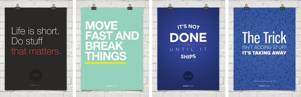 startupvitamins постер