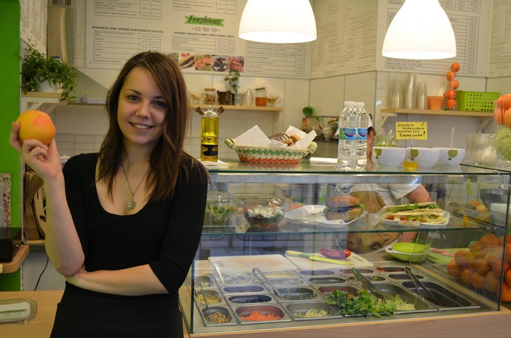 Предприемачески дух и здравословна храна - Мила Григорова (Freshious)