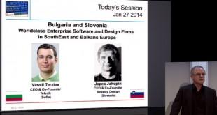 (Видео) Васил Терзиев представя българската предприемаческа екосистема на дискусия в Станфорд