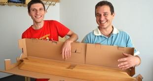 Какво ще се получи ако съчетаем мебелите с пъзели?