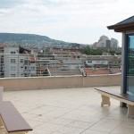 Beehive terrace