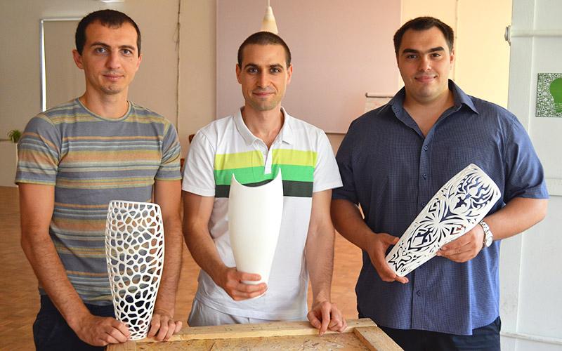 Arthesis - изкуство в протезирането - Екип