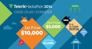 Телерик организира първия си европейски хакатон с награден фонд 24 хил. лева
