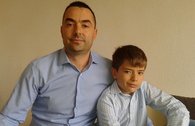 Как българин учи 8-годишния си син да бъде предприемач