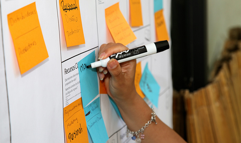 Изградете бизнес модела на своя бизнес с този безплатен инструмент