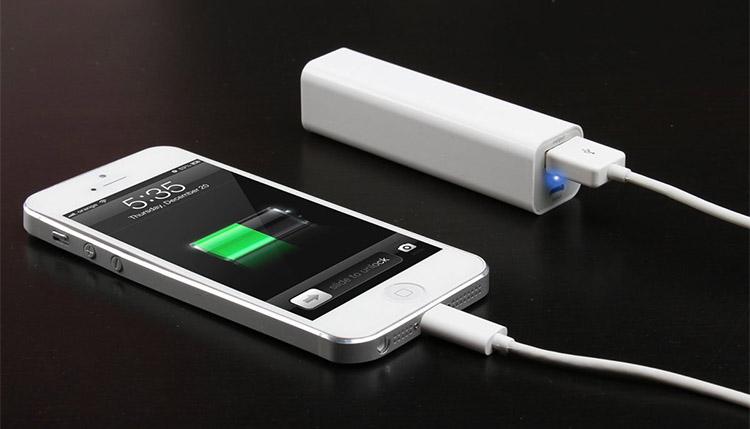 Външна батерия за смартфон