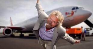 Смелчага, милиардер, предприемач – Ричард Брансън (Видео)