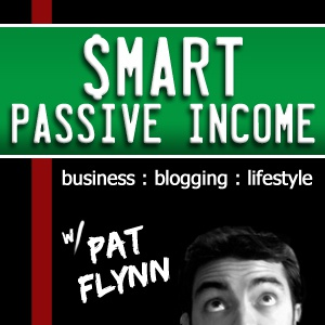 Smart Passive Income (by Pat Flynn)