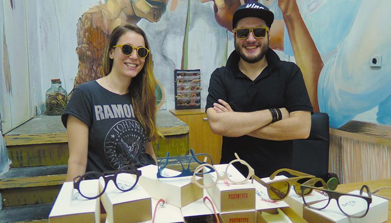 Българската марка дървени очила създадена от нулата - dWood