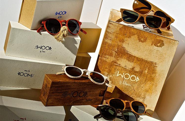 Ръчно изработени дървени очила dWood 2