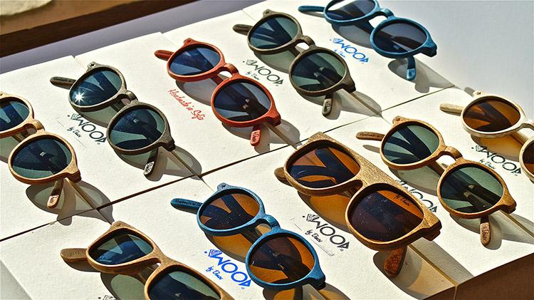 Ръчно изработени дървени очила dWood