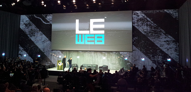 LeWeb Startup Competition