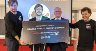 Български стартъп е един от осемте финалиста на първите Toyota Startup Awards