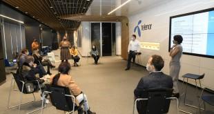 Теленор посрещна новите си служители по програмата за хора с увреждания Open Mind