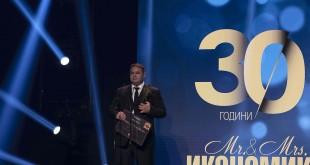 Изпълнителният директор на Теленор Джейсън Кинг получи награда за Бизнес лидерство по време на криза 2020