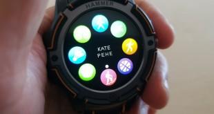 Ревю на HAMMER Watch – първият смарт часовник на HAMMER