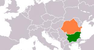 Bulgaria_Romania_Locator