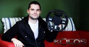 Ivaylo Kalburdzhiev, CEO of KOLOS
