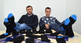 До продаваш чорапи (със стил) - екипът на TheSocks
