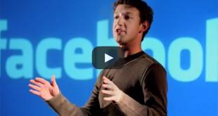 Историята на Марк Зукърбърг и възникването на Фейсбук (Видео)