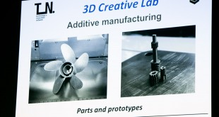 Additive Days in Sofia / Balkan Conference for 3D Printing (3-6 Oct 2018) / photographer: Rosina Pencheva