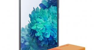 Samsung_S20 FE + външна батерия